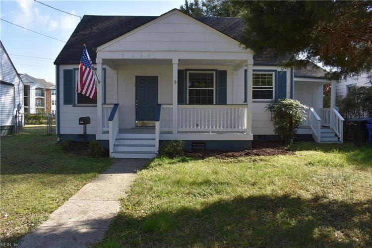 3407 COMMONWEALTH, Portsmouth, VA 23707