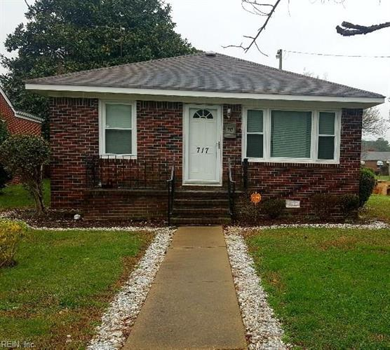 717 Edinburg, Chesapeake, VA 23324