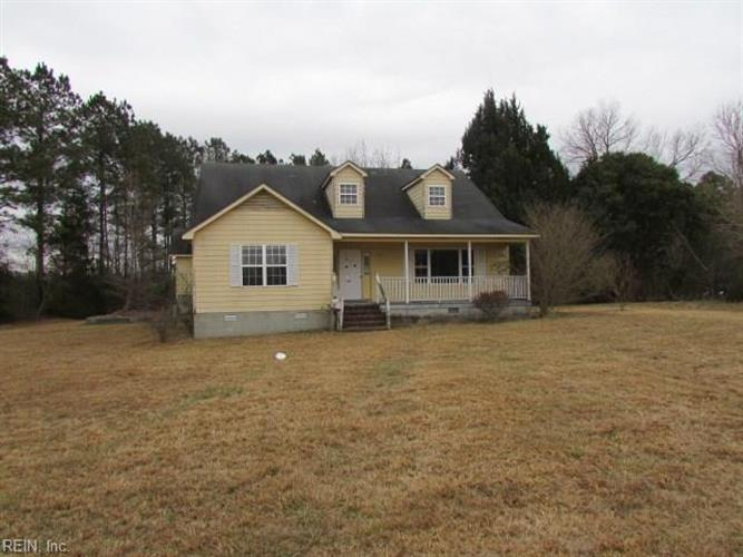 367 Griffintown, Woodland, NC 27897