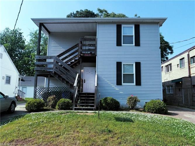 814 W 47th, Norfolk, VA 23508