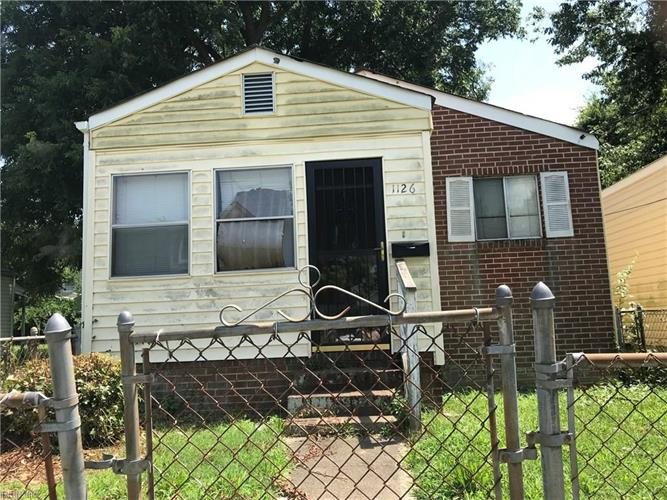 1126 22nd, Newport News, VA 23607