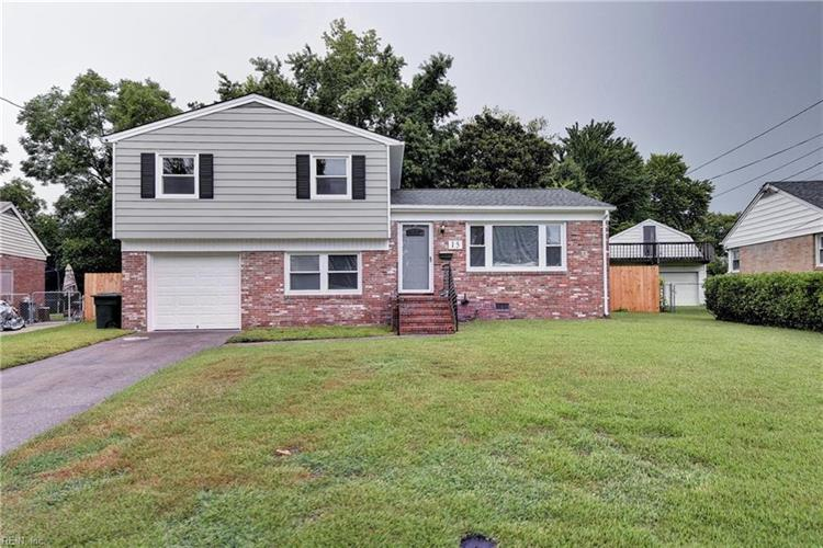 15 Winnard, Hampton, VA 23669