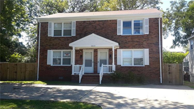 1519 Jamaica, Norfolk, VA 23509