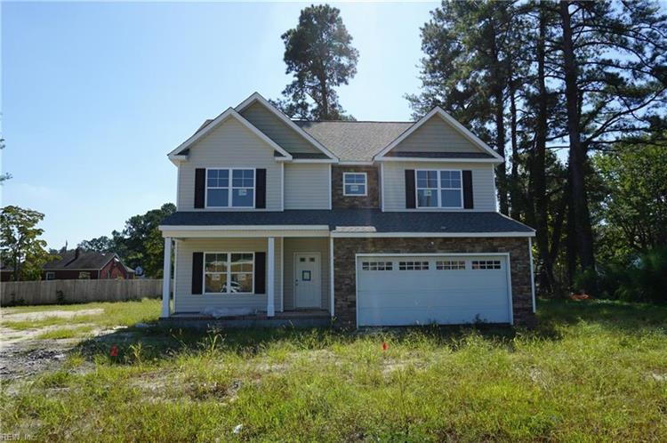 2829 Margaret Booker, Chesapeake, VA 23323