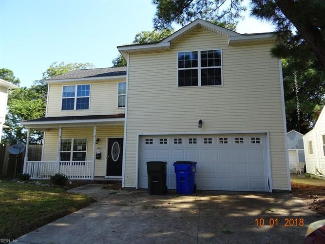 2426 Grandy, Norfolk, VA 23509
