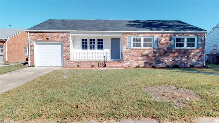 18 Pickett, Hampton, VA 23669