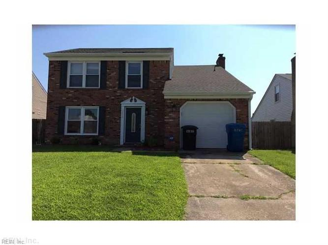 2036 Dolina, Virginia Beach, VA 23464