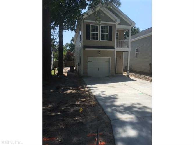 132 S PALM AVE., Virginia Beach, VA 23452