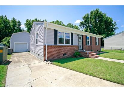 31 RENDON  Hampton, VA MLS# 10142432
