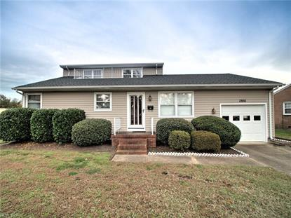 2801 Bending Oak  Hampton, VA MLS# 10162551