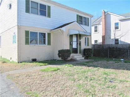 1607 Manson  Norfolk, VA MLS# 10173524
