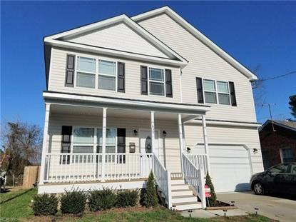 634 Bell  Hampton, VA MLS# 10177229