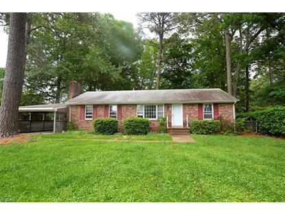 3625 Forrest Haven  Portsmouth, VA MLS# 10194453