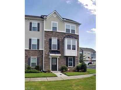 607 Gendron  Chesapeake, VA MLS# 10213623
