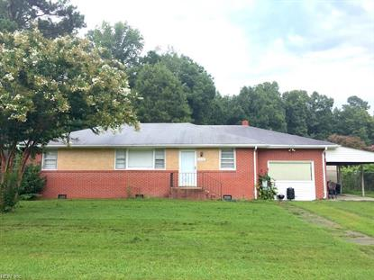 30081 Country Club  Courtland, VA MLS# 10226317