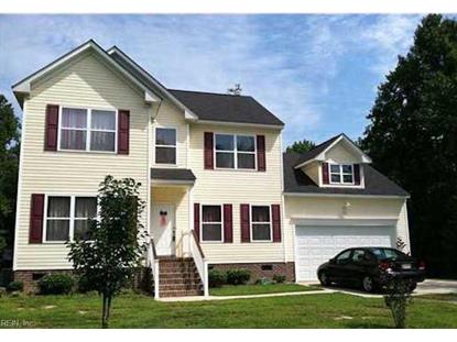 29447 Creekside  Courtland, VA MLS# 10226395