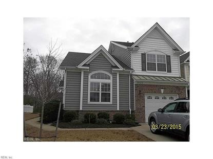 3026 Silver Charm  Suffolk, VA MLS# 10229171