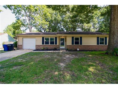 3713 Red Barn  Portsmouth, VA MLS# 10231006