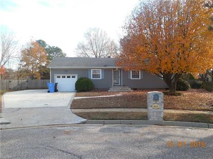 913 Pine Level  Chesapeake, VA MLS# 10231081