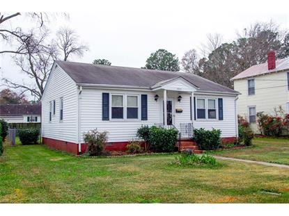 4015 South  Portsmouth, VA MLS# 10231315