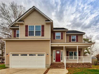 201 Twin Oaks  Hampton, VA MLS# 10233491