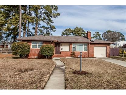414 W Gilbert  Hampton, VA MLS# 10234542