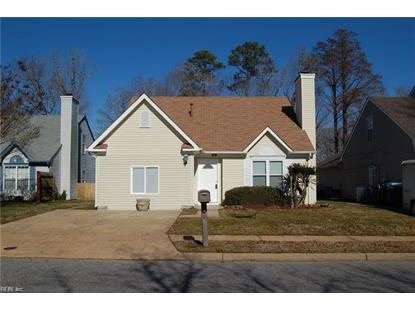 2560 Hunters Run  Virginia Beach, VA MLS# 10234878
