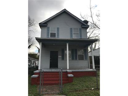 1411 W 39th  Norfolk, VA MLS# 10235633