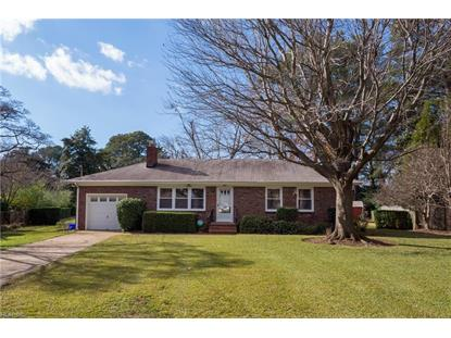 7801 Flowerfield  Norfolk, VA MLS# 10235993