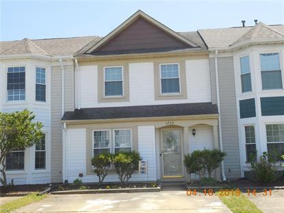 1725 Purchase  Virginia Beach, VA MLS# 10253551