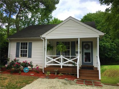 406 Elizabeth  Suffolk, VA MLS# 10258485
