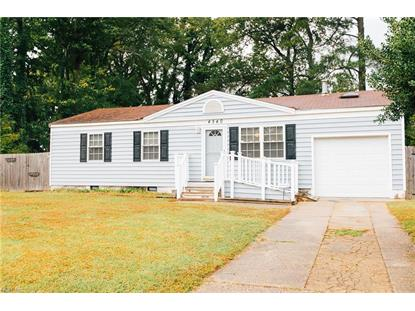 4540 Delmar  Virginia Beach, VA MLS# 10286419