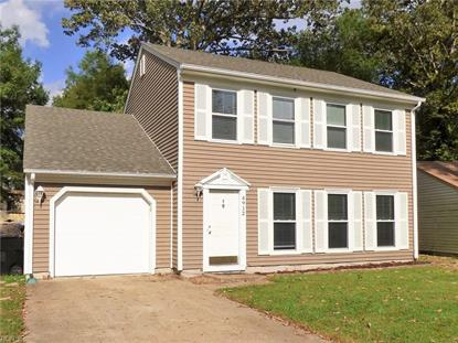 4912 Hillswick Drive  Virginia Beach, VA MLS# 10287079