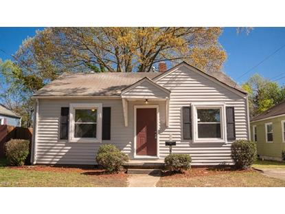40 Harvard  Portsmouth, VA MLS# 10312765