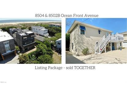 8504 OCEAN FRONT  Virginia Beach, VA MLS# 10314101