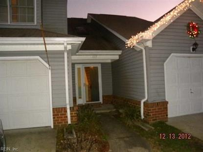 117 Rhetts  Yorktown, VA MLS# 10319393