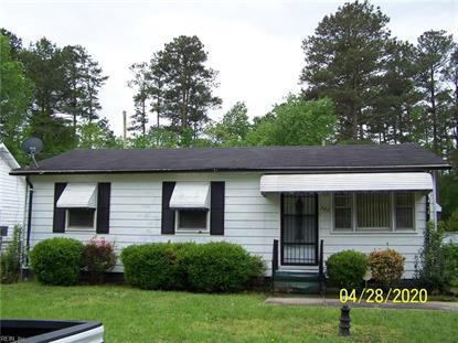 302 Artis  Franklin, VA MLS# 10319928