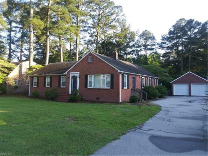 22436 Linden  Courtland, VA MLS# 10327817