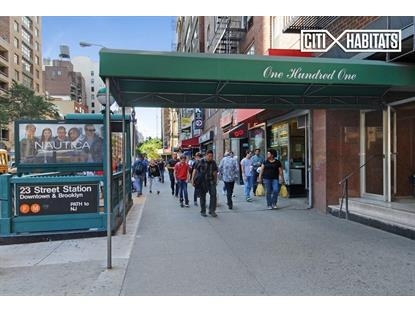 101 West 23rd Street New York, NY MLS# CORC-5279743