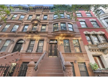 252 West 137th Street New York, NY MLS# CORC-6217705