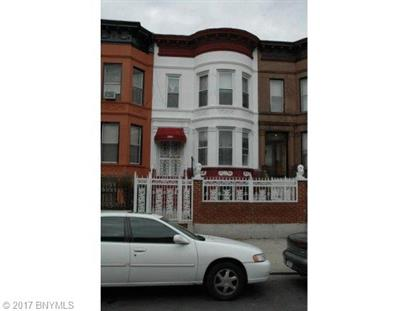1595 Union Street Brooklyn, NY MLS# NEST-74320