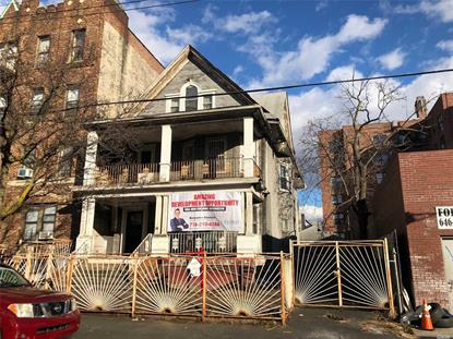 977 East 34th Street Brooklyn, NY MLS# OLRS-0074898