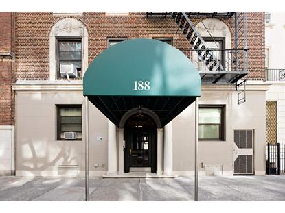 188 East 75th Street New York, NY MLS# PRCH-2974776