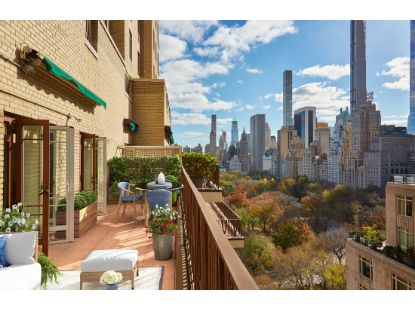 25 Central Park West New York, NY MLS# RPLU-21920538929