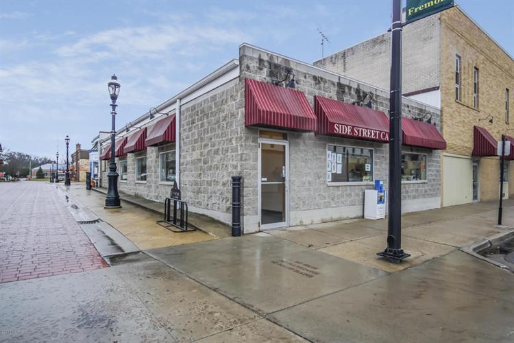 Side Street Cafe Fremont Mi