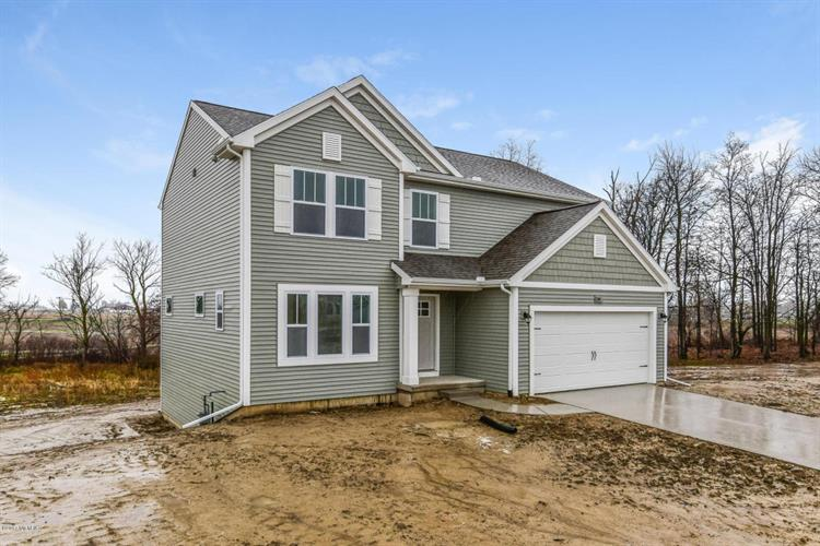 14734 White Pine Ridge Court, Cedar Springs, MI 49319