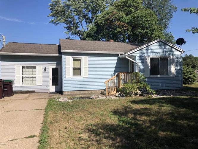 1124 Morningside Street, Muskegon, MI 49442