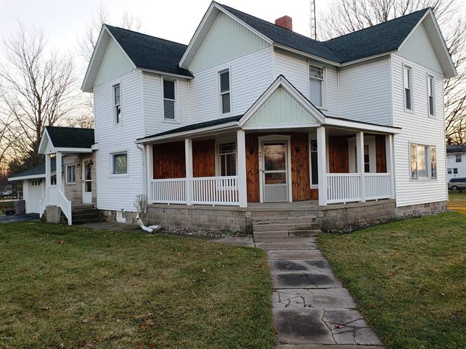 401 W Chicago Road, White Pigeon, MI 49099 - Image 1