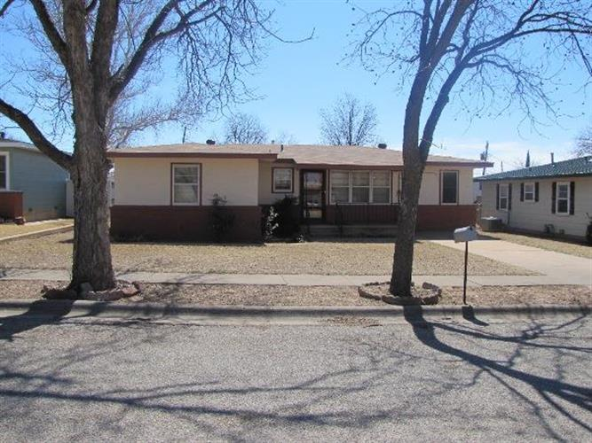 202 36th Place, Snyder, TX 79549