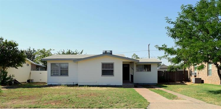 3307 Hill Ave, Midland, TX 79703